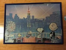Jigsaw Puzzle - Snoopy In New York City