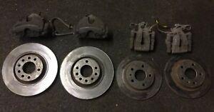 Mk4 Vauxhall Astra G GSI front/rear brake setup (Conversion, Upgrade, Van)