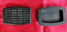 STUDEBAKER 1961 - 1966 Manual Brake + Clutch pair new Pedal Rubber Pads 1552334