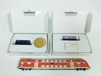 BC533-0,5# 2x Märklin mini-club Z/DC Wagen Jahreswechsel: 90/91 + 92/93 NEUW+OVP