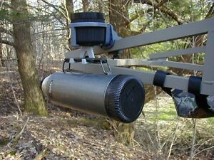 Tree Stand Adjustable Beverage Holder - Drill On   Archery and Bow Hunting