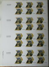 GB 2012 Olympics TRIAL PROOF Smiler Sheet mnh - rare