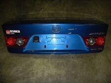 JDM HONDA ACCORD EURO-R ACURA TSX K24A K20A TYPE-R TRUNK LID DECK LID BLUE