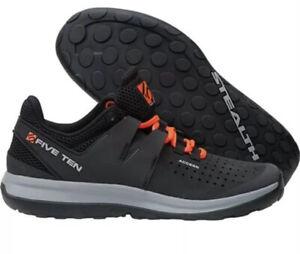Five Ten Men's 5234 Access Carbon black mountain biking shoes size 8.5