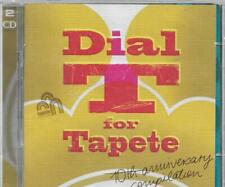 Dial T For Tapete 2 CD SET LLOYD COLE TESS WILEY THE SOFT HILLS BART DAVENPORT