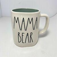 "NEW Rae Dunn ""MAMA BEAR""  Mug Mother's Day"