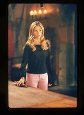 Sarah Michelle Gellar Buffy Vampire Slayer Original 35mm Stamped Transparency