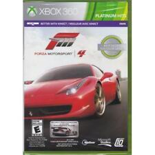 Forza Motorsport 4 [Microsoft Xbox 360, Real Life Racing Simulator, Kinect] NEW