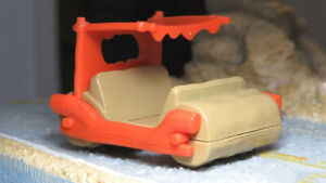 Hot Wheels The Flintstones Flintmobile Kids Diecast Model Toy Car HW Screen Time