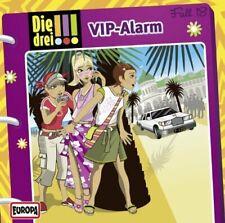 Die drei !!! 18: VIP-Alarm  [CD]