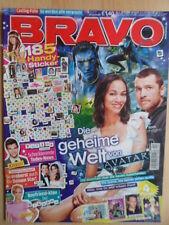 BRAVO 4 - 20.1. 2010 (1) Avatar Heath Ledger Haus Anubis Lady GaGa Handy Sticker