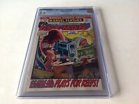 MARVEL FEATURE 5 CGC 9.6 WHITE PAGES ANT-MAN WASP 1972 EGGHEAD MARVEL COMICS