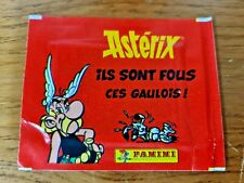 1994 Asterix ils Sont Fous Ces Gaulois Panini Sealed Sticker Pack (6 stickers)
