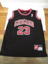 Preowned Nike Chicago Bulls Basketball Jersey Jordan NBA  Youth Kids Boys Large