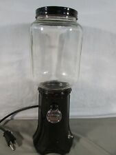 KitchenAid Black Retro Glass Coffee Grinder Model KCG200OB1