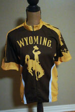 Men's Adrenaline Promotions Wyoming Cowboys Bike Jersey XL VNC Free Shipping