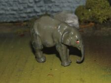 Britains/Other Lead Toy Animal Baby Elephant In Nice Condition-1940