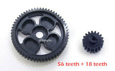 Steel Spur+Pinion Gear 56T 18T Fit HPI Baja 5B 5B SS 5T