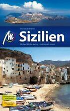 REISEFÜHRER SIZILIEN Liparische Inseln mit 10 Wanderungen Michael Müller Verlag