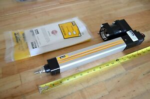 NEW Parker ETH032 x200mm Linear Ballscrew Actuator High Force Electric Cylinder