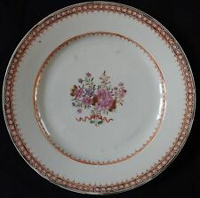 """Assiette ancienne CHINE Chinese Porcelain (Compagnie des Indes) (""""n°16"""")"""