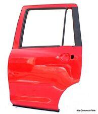 Mazda 2 II DY 1,4 Tür hinten links ohne Anbauteile Rot / A3X
