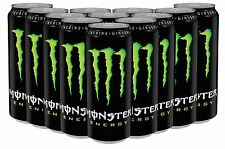 Monster Energy Drink 500ml Pack of 12 Cans