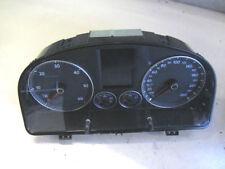 Instrumento combinado VW Touran 1t0920874a velocímetro diésel TDI Speedometer VDO km?