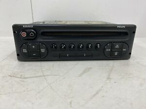 Renault Old School car radio stereo CD player Head Unit Model Radiosat 6000
