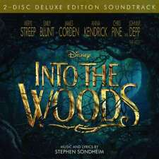 New: DISNEY'S INTO THE WOODS (Original Soundtrack) [Deluxe Edition] 2-Disc Set