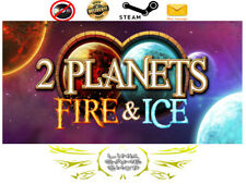 2 Planets Fire and Ice PC Digital STEAM KEY - Region Free