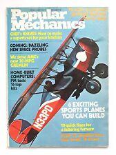 Popular Mechanics FEBRUARY 1977 Chef's Knives How to Make a Superb Set! DIY Comp