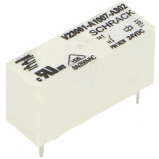 Schrack Relais V23061-A1007-A302 24V DC max 250V/8A Miniatur Starkstrom U Spule
