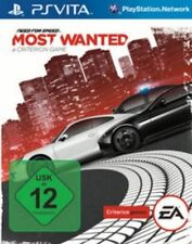 PS Vita Need for Speed Most Wanted Deutsch TopZustand