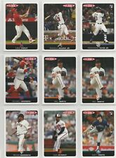 2019 TOPPS TOTAL WAVE 1,2,3,6,8, 9 YOU PICK~COMPLETE YOUR SET~ LOW PRINT RUNS