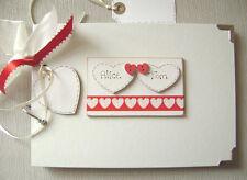 Amor Personalizado/tamaño de A5 de San Valentín. álbum De Fotos/libro De Memoria/álbum de recortes