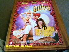 The Guru (heather graham, marisa tomei, jimi mistry) A2 Movie Poster