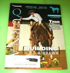 American Quarter Horse Journal AQHA April 2017