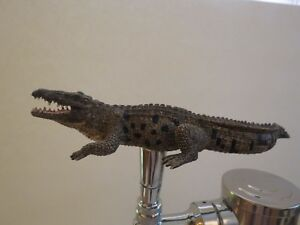 Custom Alligator Crocodile BEER TAP HANDLE NEW COLLECTIBLE  USA ANTIQUE