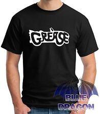 "CAMISETA""GREASE""T-SHIRT- MODELOS(CHICO/CHICA-CHICA TIRANTES-NIÑO)"