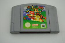 Jeu SUPER MARIO 64 pour Nintendo 64 N64 (PAL)