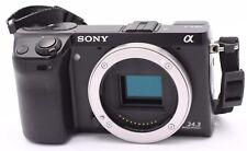 Sony Alpha NEX-7 24.3 MP Digital Mirrorless Camera - 788 Total Shutter- NearMINT