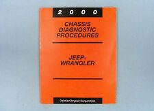 Chassis Diag. Procedures, Teves Mk IVG ABS, 2000 Jeep Wrangler TJ, 81-699-99031