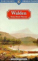 Walden (Wordsworth American Classics)-Henry David Thoreau, Chris Angus