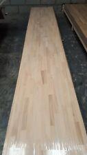 Natural grade Beech Worktops 3000x620x27mm