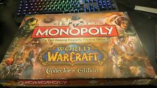 Monopoly World Of Warcraft Collectors Edition!