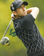 Gregory Bourdy signed 8x10 Pga photo with Coa