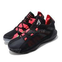 adidas Dame 6 GCA Ruthless Damian Lillard Black Red Men Basketball Shoes EF9875