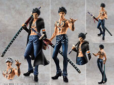 One Piece POP Pirates Trafalgar Law Sailing Again Statue Figure Figurine No Box