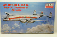 AVION LOCKHEED L-1049G SUPER G CONSTELLATION MINICRAFT 1/144 NEUF EN BOITE